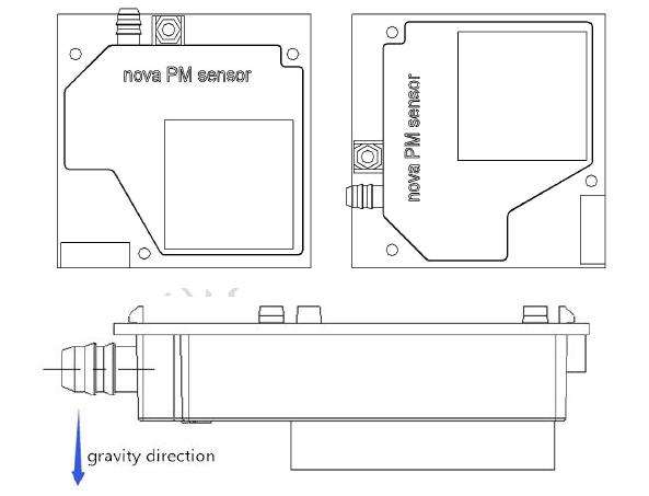 SDS011 Orientation